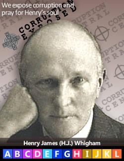Henry James Whigham
