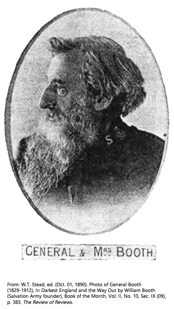 William Bramwell Booth