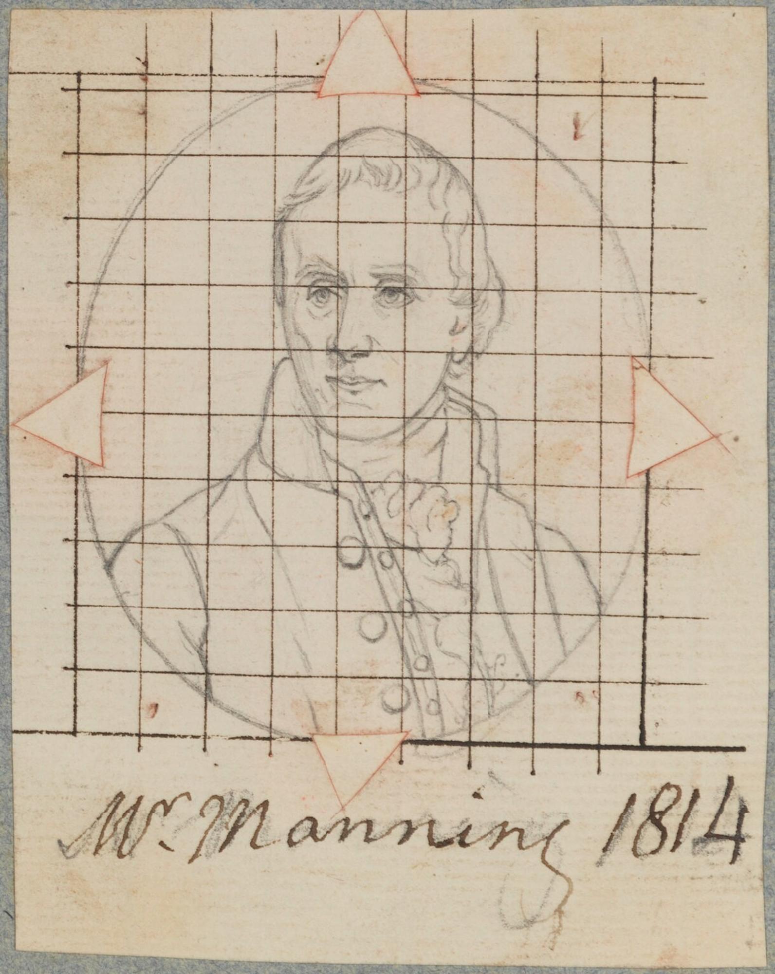 William Manning,  Bank of England—Gov. (1812-13); Dep. Gov. (1811); Member (1807-09, 1814-31); Slaver; father of Cardinal Manning (1808-92).