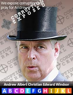 Prince Andrew Windsor
