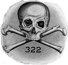 Yale Skull & Bones logo