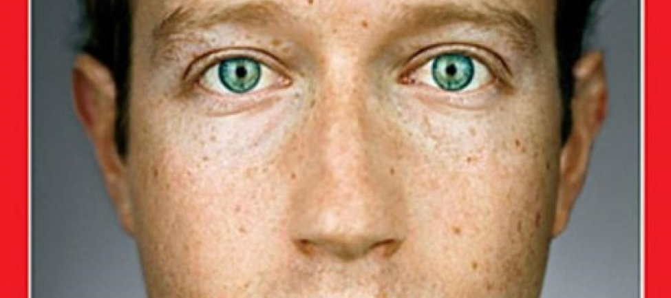 Mark Zuckerberg, Facebook, is a rogue C.I.A. cardboard cut out