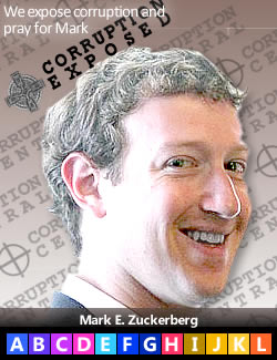 Mark E. Zuckerberg, Thief and Pathological Liar.
